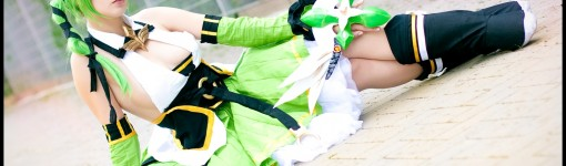 Elsword Cosplay contest